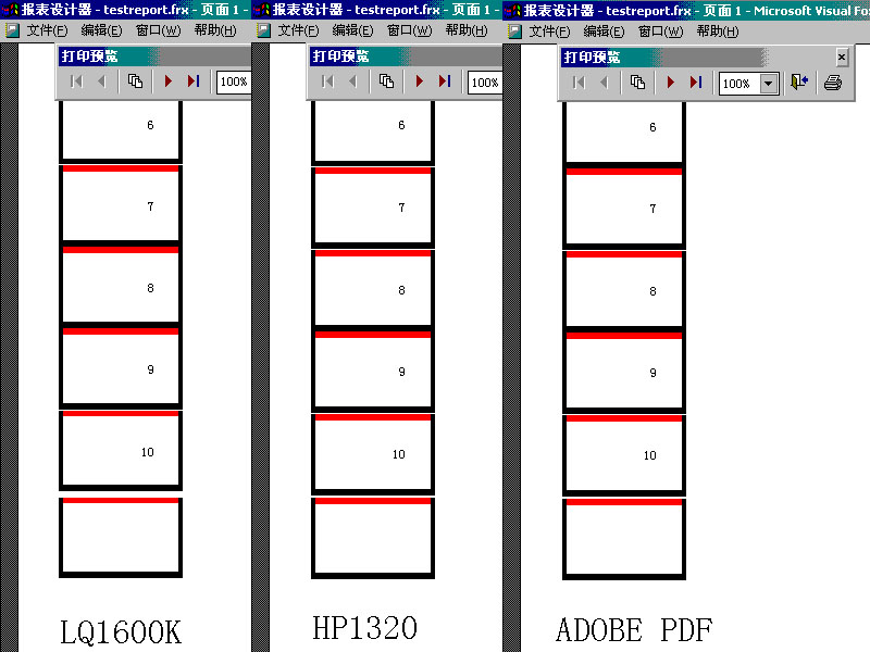 asp page break pdf header footer